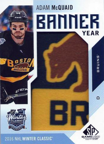 2016-17-NHL-SP-Game-Used-Banner-Year-Adam-McQuaid