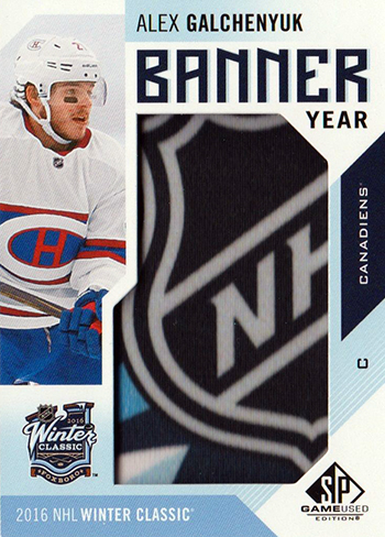 2016-17-NHL-SP-Game-Used-Banner-Year-Alex-Galchenyuk