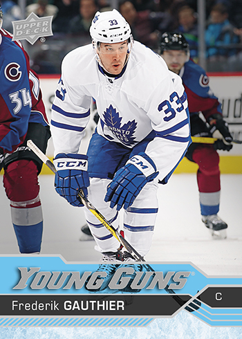 2016-17-NHL-Upper-Deck-Series-Two-Young-Guns-Rookie-Card-Frederick-Gauthier