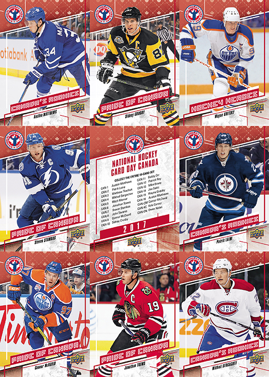 2017-Upper-Deck-National-Hockey-Card-Day-Canada-Retail-8-Card-Sheet