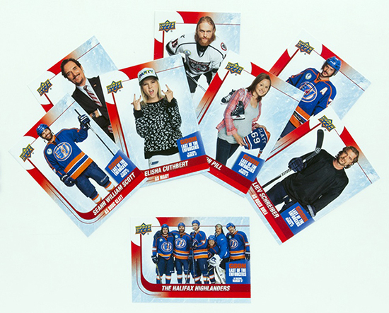 Goon-Last-of-the-Enforcers-Upper-Deck-Trading-Cards-Set-3