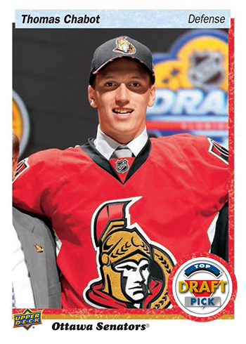 2017-Upper-Deck-NHL-Draft-Series-Two-Thomas-Chabot