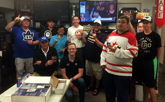 2017-nhl-draft-upper-deck-draft-party-crackerjack-sports