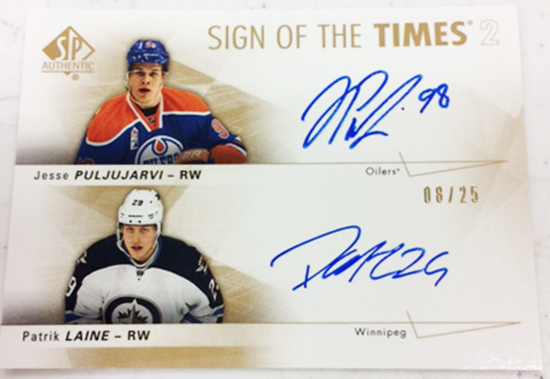 Upper-Deck-SP-Authentic-Dual-Sign-of-the-Times-Laine-Puljujarvi