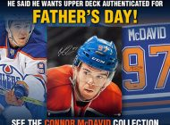 Give the World's Greatest Dad the World's Best Authentic Signed Memorabilia from Upper Deck Authenticated on Amazon.com!