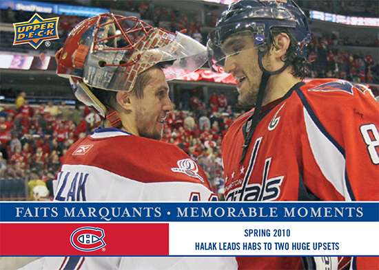2017-LAnti-Expo-Montreal-Canadiens-Memorable-Moments-Set-3-Jaroslav-Halaki