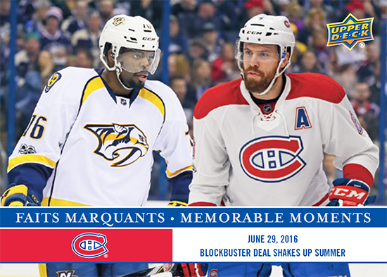 2017-LAnti-Expo-Montreal-Canadiens-Memorable-Moments-Set-8-Shea-Weber