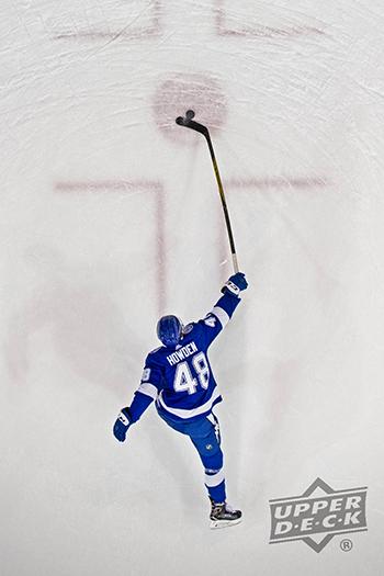 2017-NHLPA-Rookie-Showcase-Upper-Deck-Brett-Howden-Tampa-Bay-Lightning