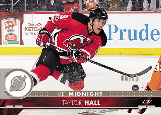 2017-18-Upper-Deck-NHL-Series-One-Midnight-Taylor-Hall
