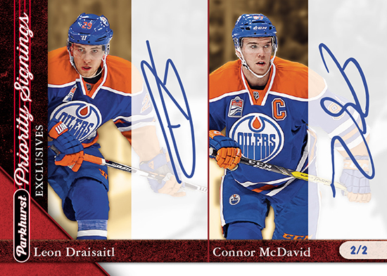 2017-Upper-Deck-Fall-Expo-Priority-Signings-Autograph-Exclusives-Draisaitl-McDavid