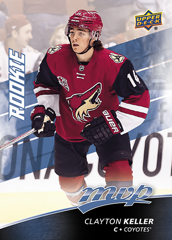 2017-18-Upper-Deck-NHL-MVP-Rookie-Clayton-Keller