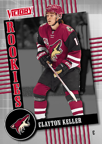 2017-Upper-Deck-Fall-Expo-Victory-Black-Rookie-Clayton-Keller