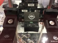 Sports Fans Loved Upper Deck Grandeur Hockey Coins at the Fall Sport Card & Memorabilia Expo