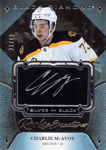 2017-18-NHL-Upper-Deck-Black-Diamond-Black-Autograph-Charlie-McAvoy