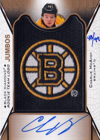 2017-18-NHL-Upper-Deck-Black-Diamond-Rookie-Autograph-Patch-Charlie-McAvoy