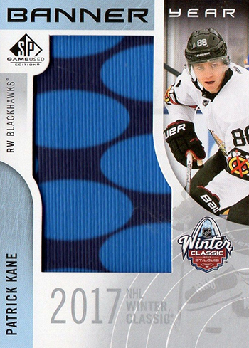 2017-18-NHL-SP-Game-Used-Patrick-Kane-Winter-Classic-Banner-Year