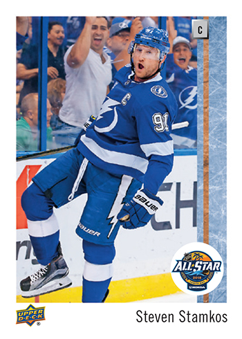2018-NHL-Upper-Deck-All-Star-Set-Steven-Stamkos