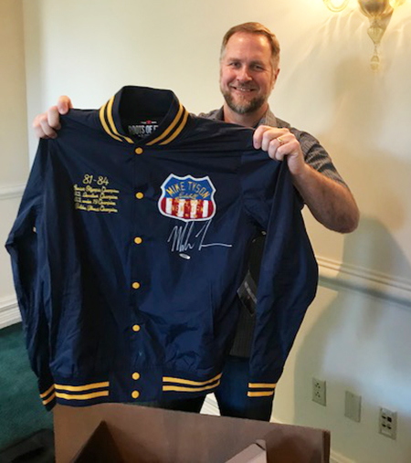 2018-Upper-Deck-Certified-Diamond-Dealer-Conference-Upper-Deck-Authenticated-Monumental-Box-Opening-Mike-Tyson-Jacket
