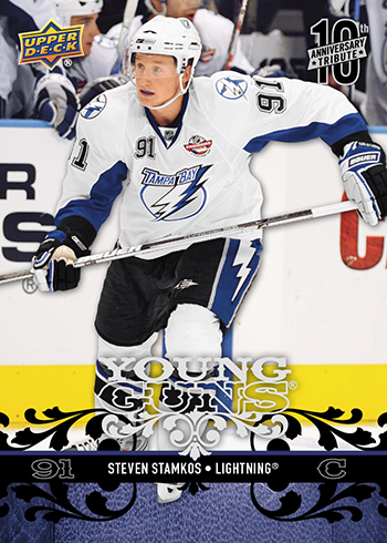 2018-National-Hockey-Card-Day-Canada-10th-Anniversary-Young-Guns-Tribute-Steven-Stamkos