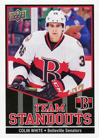 2017-18-Upper-Deck-AHL-Hockey-Trading-Cards-XRC-Team-Standouts-Colin-White-Belleville-Senators