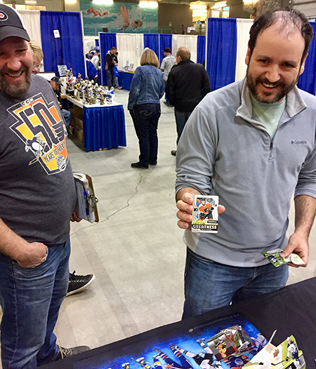2018-Upper-Deck-Summit-Show-Edmonton-Big-Pulls-Cards-Cast-for-Greatness-Patrick