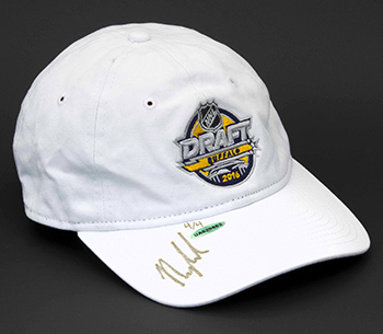 2018-upper-deck-spring-sport-card-memorabilia-expo-case-breaker-prize-alex-nylander-uda-draft-hat-signed