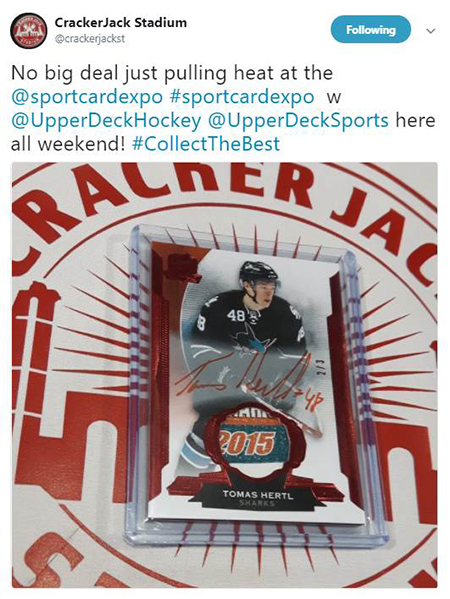 social-media-sport-card-memorabilia-expo-upper-deck-influencer-crackerjack
