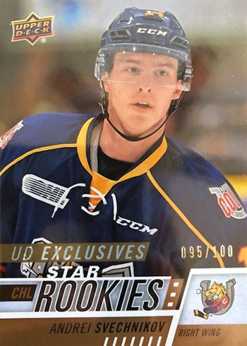 2017-18-upper-deck-chl-hockey-cards-star-rookies-exclusive-andrei-svechnikov