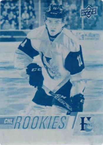 2017-18-upper-deck-chl-hockey-cards-star-rookies-printing-plate-filip-zadina