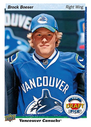 2018-Upper-Deck-NHL-Draft-Set-Series-Three-35-Brock-Boeser
