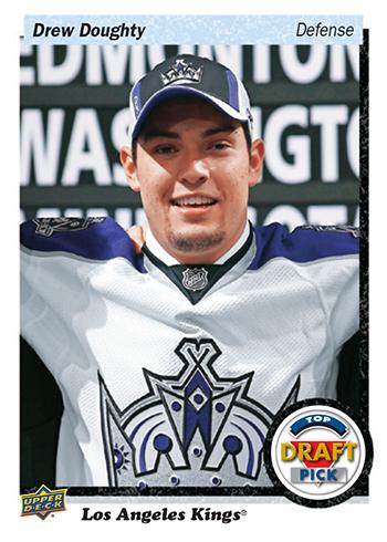 2018-Upper-Deck-NHL-Draft-Set-Series-Three-43-Drew-Doughtyjpg