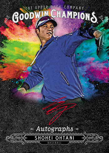 2018-goodwin-champions-autograph-signature-shohei-ohtani-splash-of-color