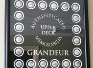 Upper Deck Grandeur Hockey on Display