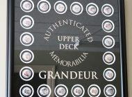 Upper Deck Grandeur Hockey on Display