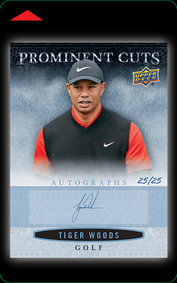 2018-National-Sports-Collection-Key-Front-Final-Tiger-Woods-Prominent-Cuts