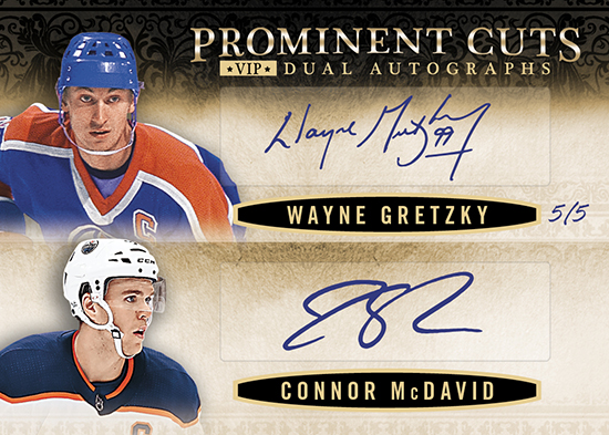 2018-upper-deck-prominent-cuts-national-sports-collectors-convention-vip-connor-mcdavid-wayne-gretzky-autograph
