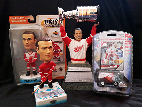 Upper-Deck-Steve-Yzerman-Featured-Collector-Cless-Howse-Collectibles-Bobbleheads-Zamboni