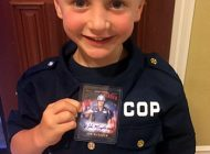 Collecting with Your Kids: 2018 Goodwin Champions Genuine Heroes Cards
