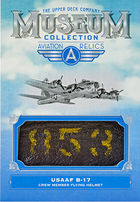 2018-upper-deck-goodwin-champions-museum-collection-aviation-relics-flying-helmet