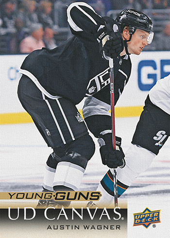2018-19-upper-deck-series-one-canvas-young-guns-austin-wagner