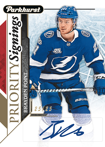 2018-Upper-Deck-Fall-Promo-Packs-Parkhurst-Priority-Signings-Brayden-Point