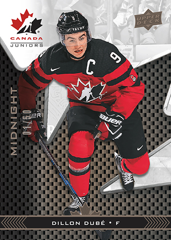 2018-Upper-Deck-Fall-Promo-Packs-Team-Canada-Midnight-Rookies