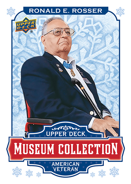 2018-upper-deck-singles-day-winter-museum-collection-veteran-ronald-rosser-veterans-day