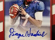Catch Rising Football Star Dwayne Haskins Jr. in USA Football on Upper Deck e-Pack™