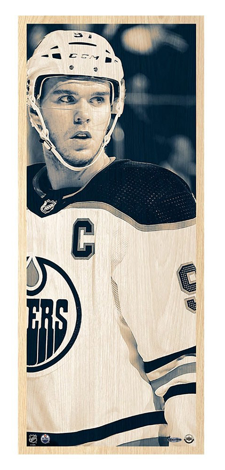 upper-deck-authenticated-edmonton-oilers-collectible-connor-mcdavid-determination-maple-wood-print-unsigned-81516