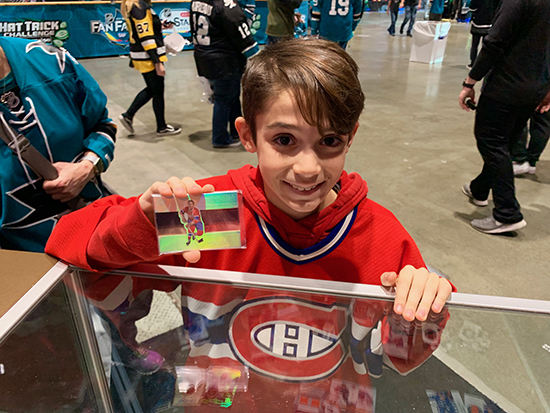2019-nhl-all-star-fan-fair-upper-deck-happy-collector-montreal-canadiens