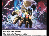 Vs. System 2PCG: Black Order Card Preview #3 – Running the Gauntlet