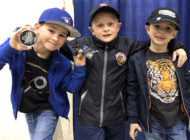 Upper Deck Shares the Fun of Collecting Hockey Cards with Fans in Edmonton at the Summit Show