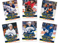 Upper Deck Unveils a New NHL® Draft Gems Promotional Set Arriving this June!