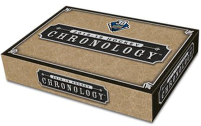 nhl upper deck chronology hobby box volume 1